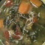 Traci B's Callaloo Soup