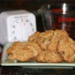 Oatmeal Drop Cookies