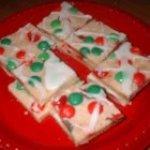 Merry Cherry Bars