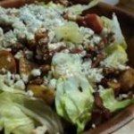 Apple Blue Cheese Salad