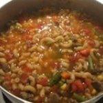 Pasta Sausage Soup