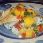 Nicole's Mango Salsa