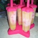 Citrus Ice Pops