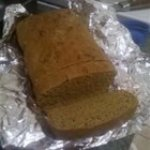 Eggless Mango Bread