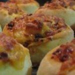 Pizza Swirls