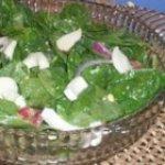 Spinach Salad II