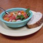 Tomato Barley Soup