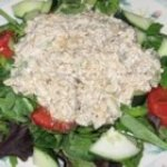 Tempeh Mock Tuna Salad
