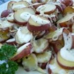 Cheesy Ranch New Red Potatoes