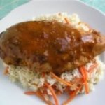 Easy Spicy Thai Slow Cooker Chicken