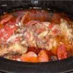 Slow Cooker Spanish Roast