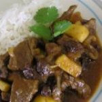 Curried Beef a la Tim