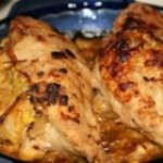Squash Stuffed Chicken Breasts