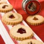 Linzer Torte Cookies