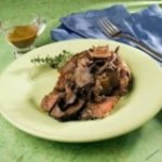 Wild Mushroom Sauce