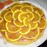 Orange Kiss-Me Cake