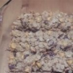 Chewy Chip Bars