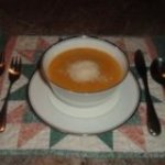 Simple Sweet Potato Soup