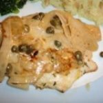 Chicken with Buttery Lemon Cream Sauce