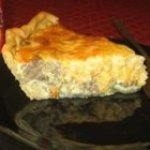 Quiche (Southern Egg Pie)