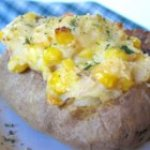 Baja Stuffed Potatoes