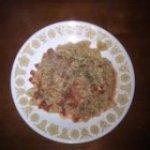 Tomato Brie Bow Tie Pasta