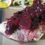 Flathead Cherry Compote
