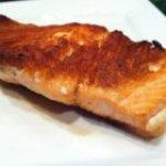 Pan-Fried Wild Salmon
