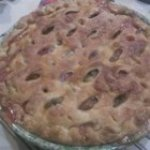 Orange-Kissed Strawberry Rhubarb Pie