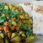 Indian Vegetable Bhaji