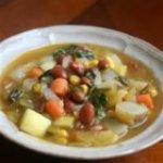 Vegetarian Green Chile Stew