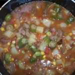 Southern Style Beef Stew
