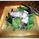 Lobster Salad with Red Devil Dressing