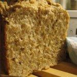 Cracked Wheat Bread I
