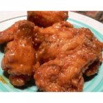 Sweet Spicy Wings