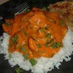 Indian Stir-Fried Shrimp in Cream Sauce (Bhagari Jhinga)