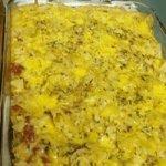Tortilla Chip Casserole