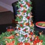 Mary's Christmas Shrimp Tree