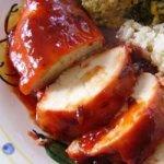 Cranberry Sauce Chicken II