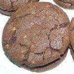 Chocolate Toffee Cookies II