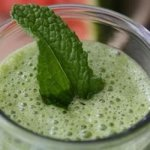 Cucumber-Honeydew Smoothie