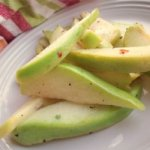 Chayote Squash Side Dish