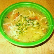 Chicken Song Soup