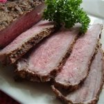 Grilled Tri-Tip with Oregon Herb Rub