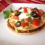 Mexican Pizza I
