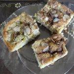 Rhubarb Cake IV