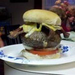Stuffed Burgers