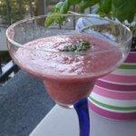 Raspberry Margaritas