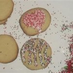Busia's Cutout Cookies