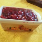 Cranberry Walnut Relish II